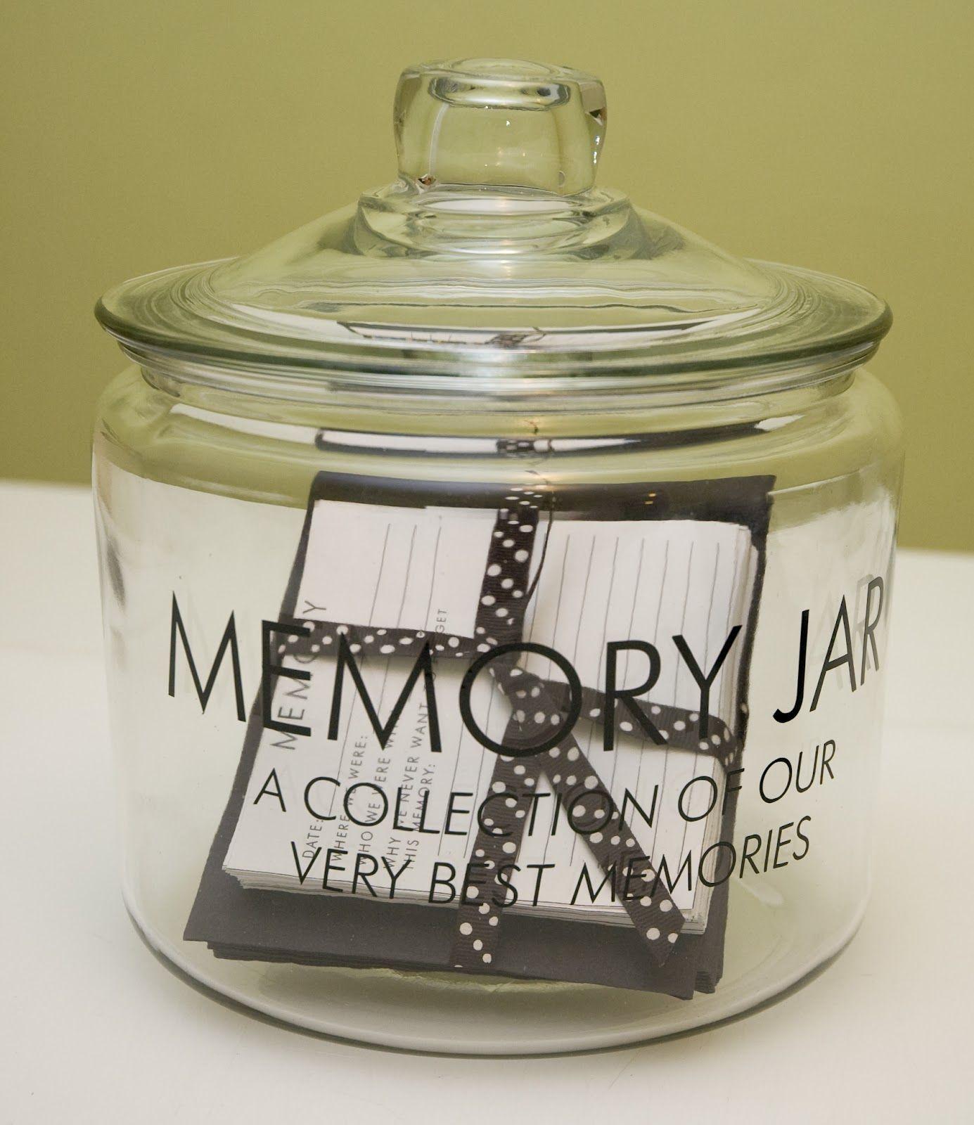 Funeralone 11 Amazing Funeral Personalization Ideas To Steal In 2020 Memory Jar Memory Jar Graduation Jar