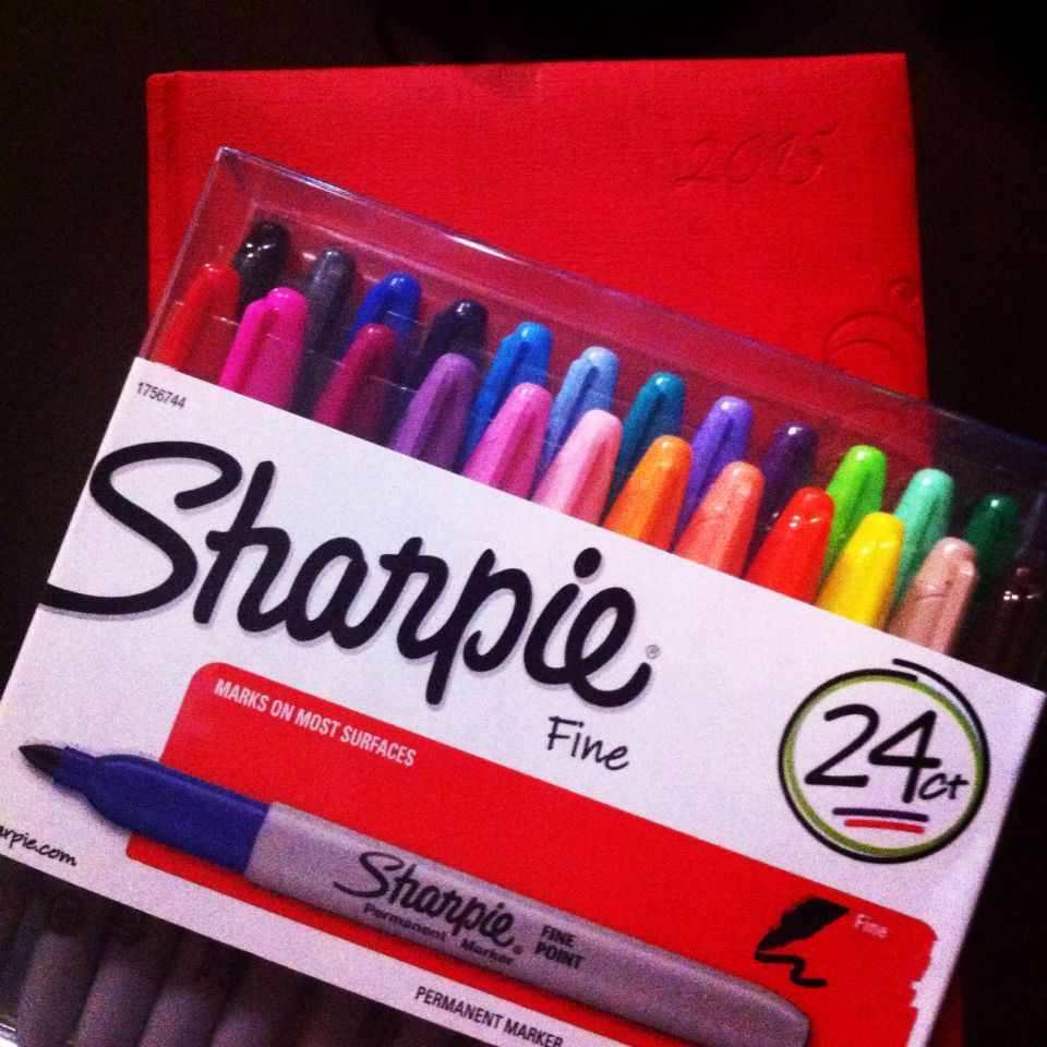 Sharpie Coloring Kit Connect The Dots