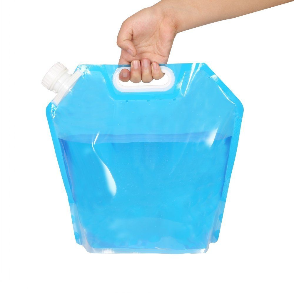 Boli 5 Litres Collapsible Water Tank Water Container Water Carrier Food Grade Click Image To Review More Det Water Containers Water Storage Emergency Water