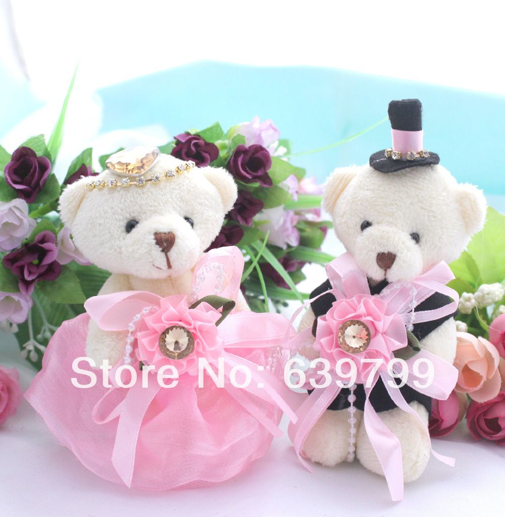 2014 princess diamond doll wear hat bouquet packaging material ...