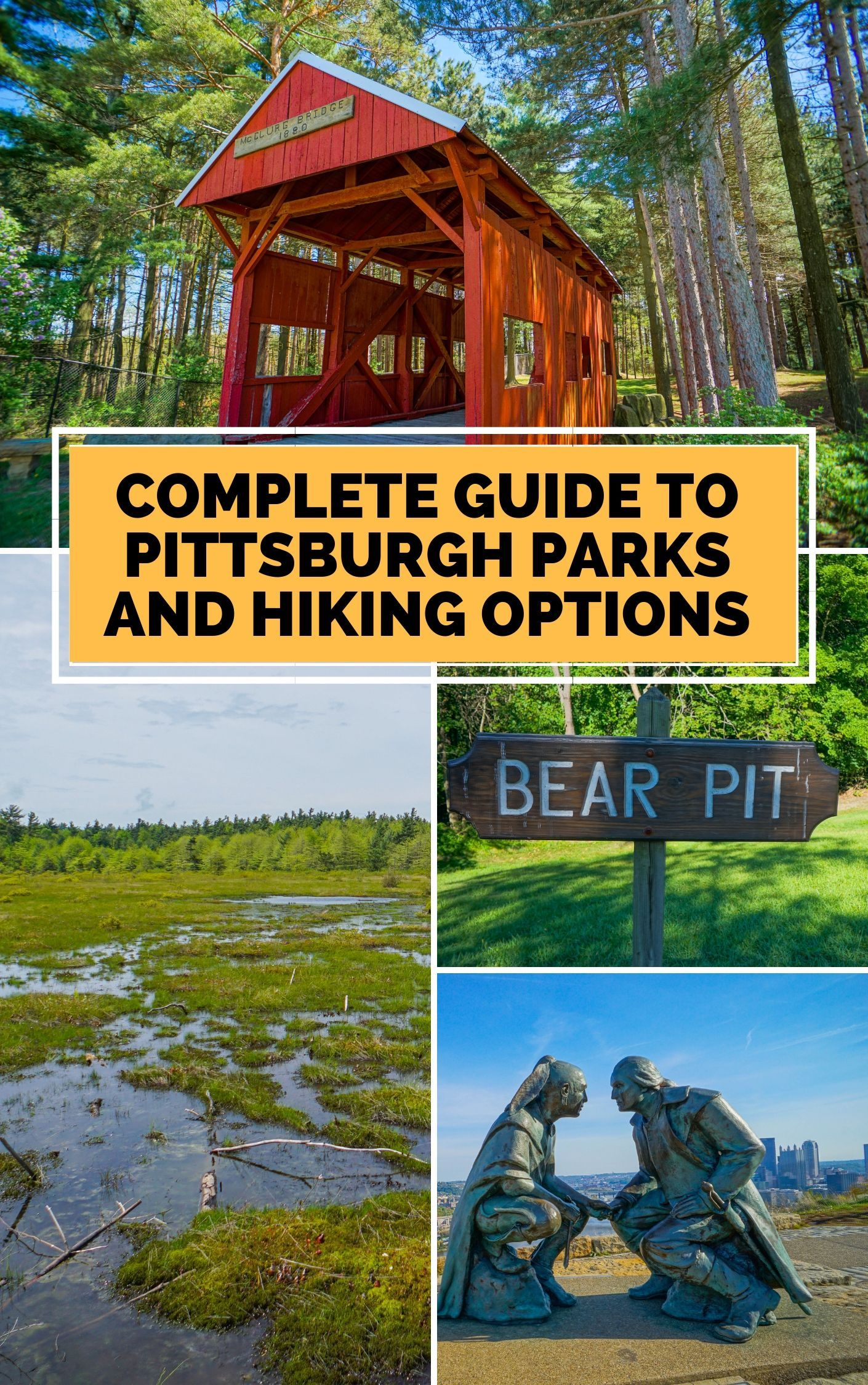 a guide to the best pittsburgh parks trails and green spaces pittsburgh visit pittsburgh america travel pinterest
