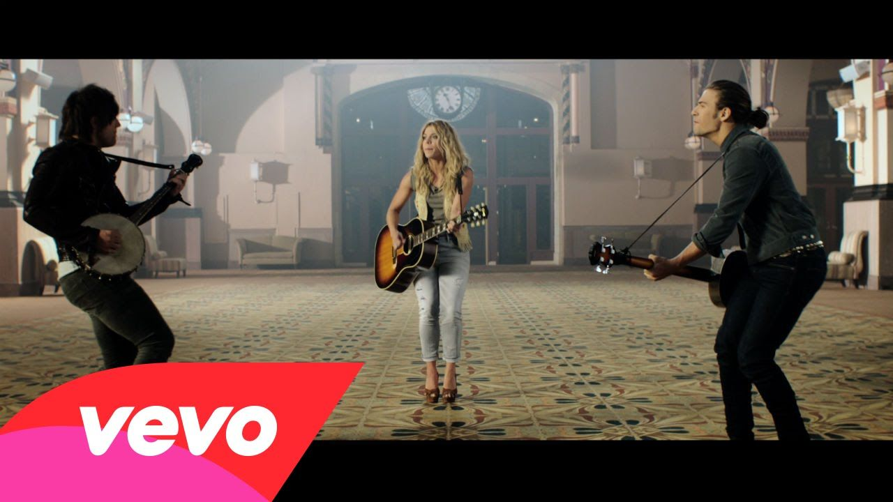 The Band Perry - Gentle On My Mind. WINNER 57th Annual Grammy Awards for BEST COUNTRY DUO/GROUP PERFORMANCE