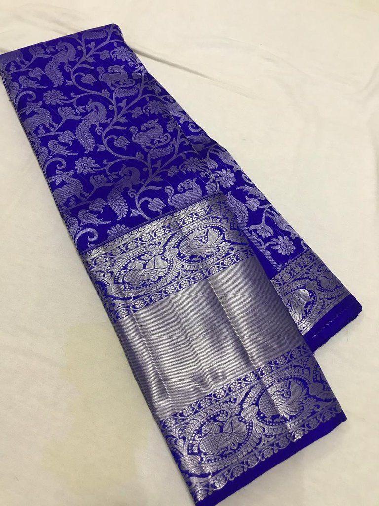 Photo of kanjeevaram silk saree