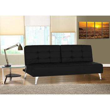 Costco Enzo Bonded Leather Euro Lounger