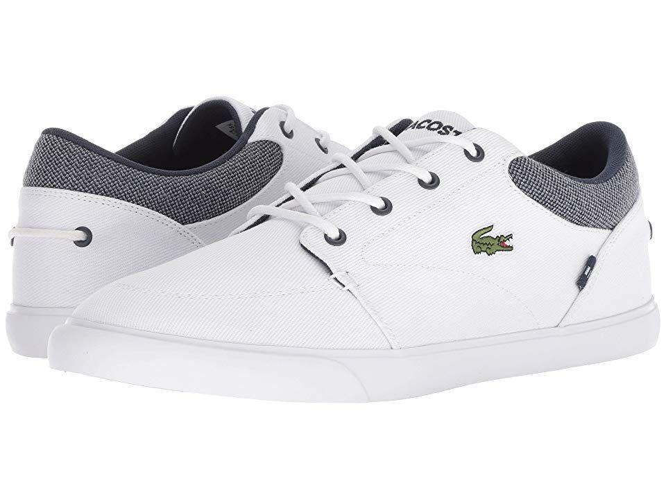 Lacoste Bayliss 318 1 Men's Shoes White