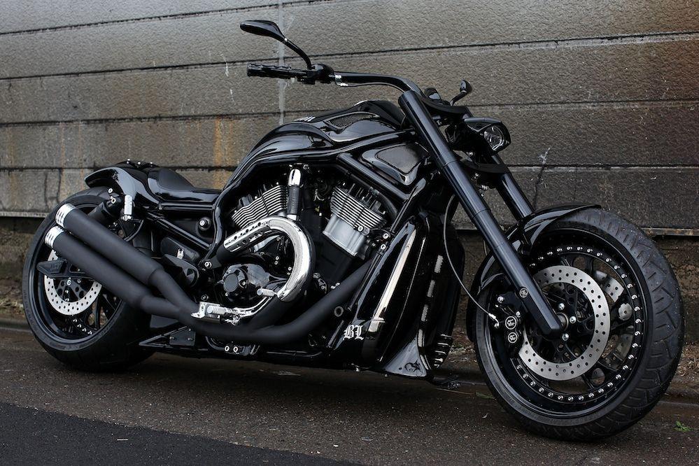 2003 V Rod Bl Full Complete Custom Bad Land Wanna Ride This