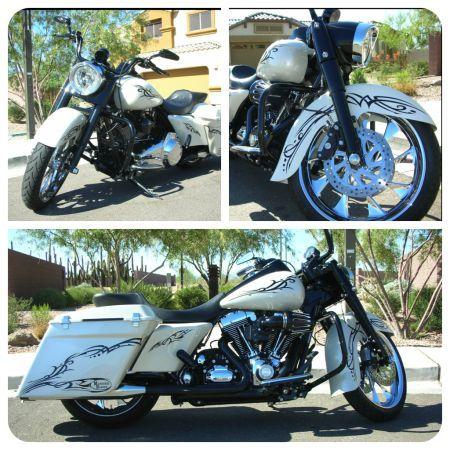 2009 Harley Davidson Police Roadking... http://www ...