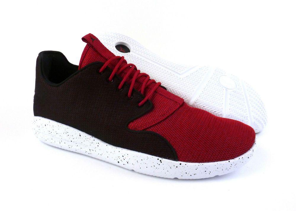 3c3f91040d8 Nike men s Jordan Eclipse off court basketball shoes sneakers new size 11.5  Red  Nike  BasketballShoes