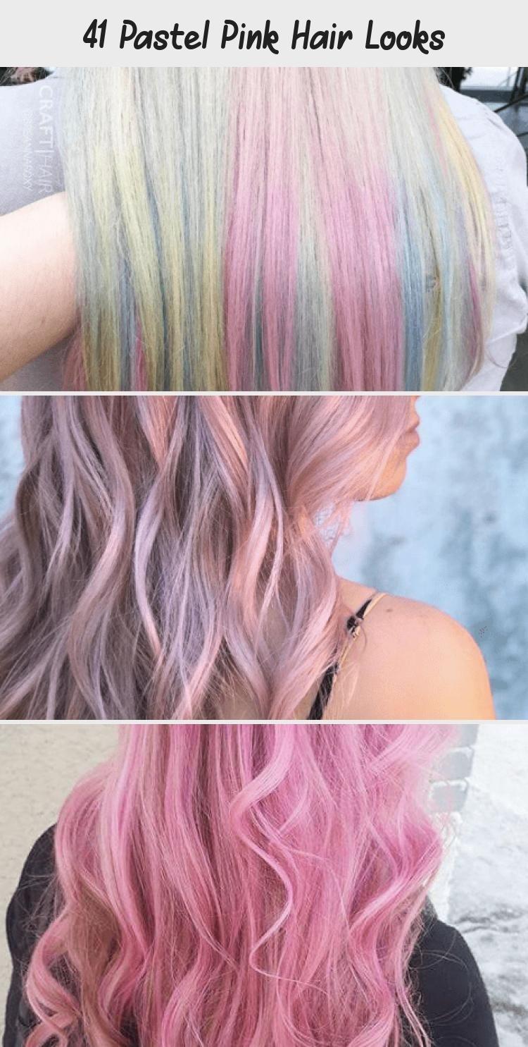 Pastel Pink Hair 23 Dyedhairkorean Dyedhairteal Dyedhairdark Dyedhairformen Dyedhairathome Pink Hair Pastel Pink Hair Dyed Hair