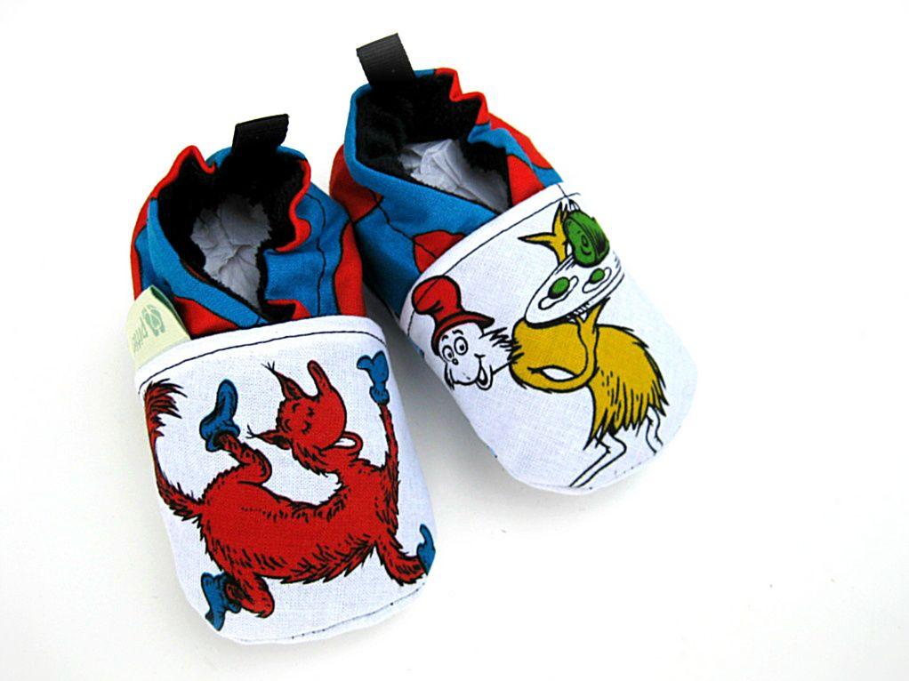 Dr. Seuss shoes for Nico  0627e299a