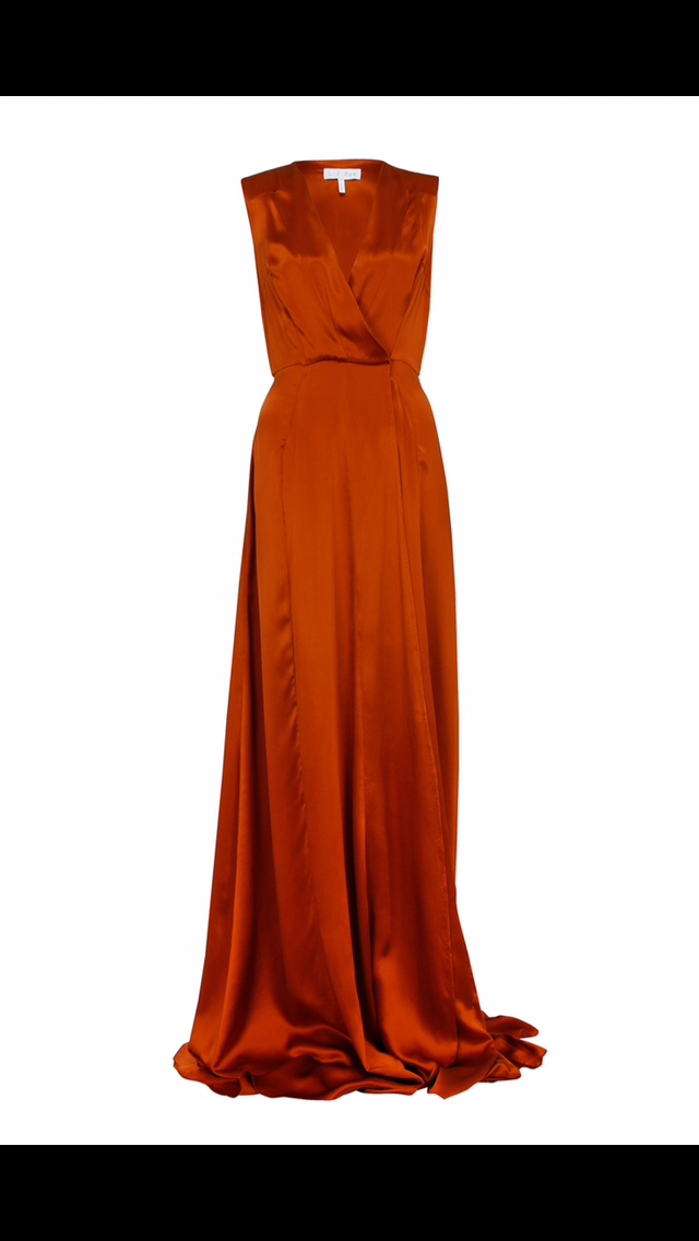 Burnt Orange Dresses For Wedding Guests Best Dresses 2019