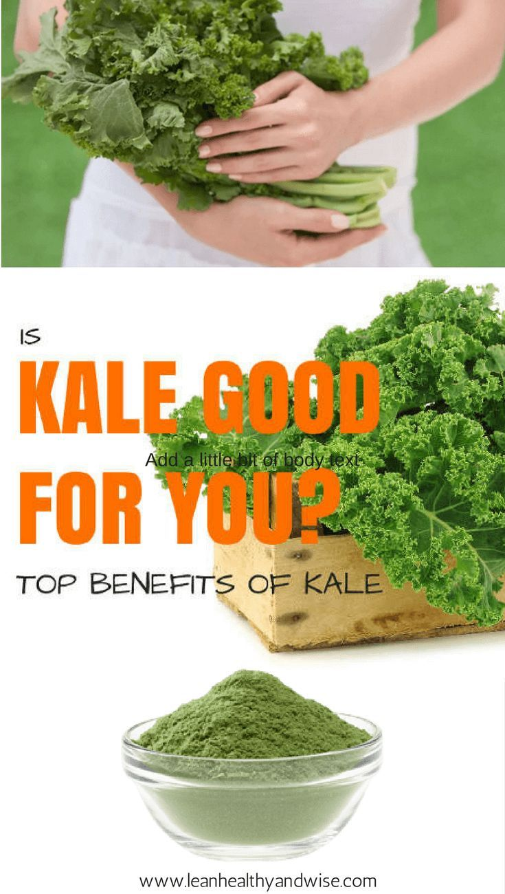 Is kale good
