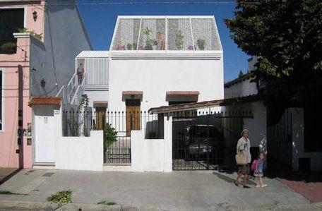 La casa más sustentable es la que ya está construida