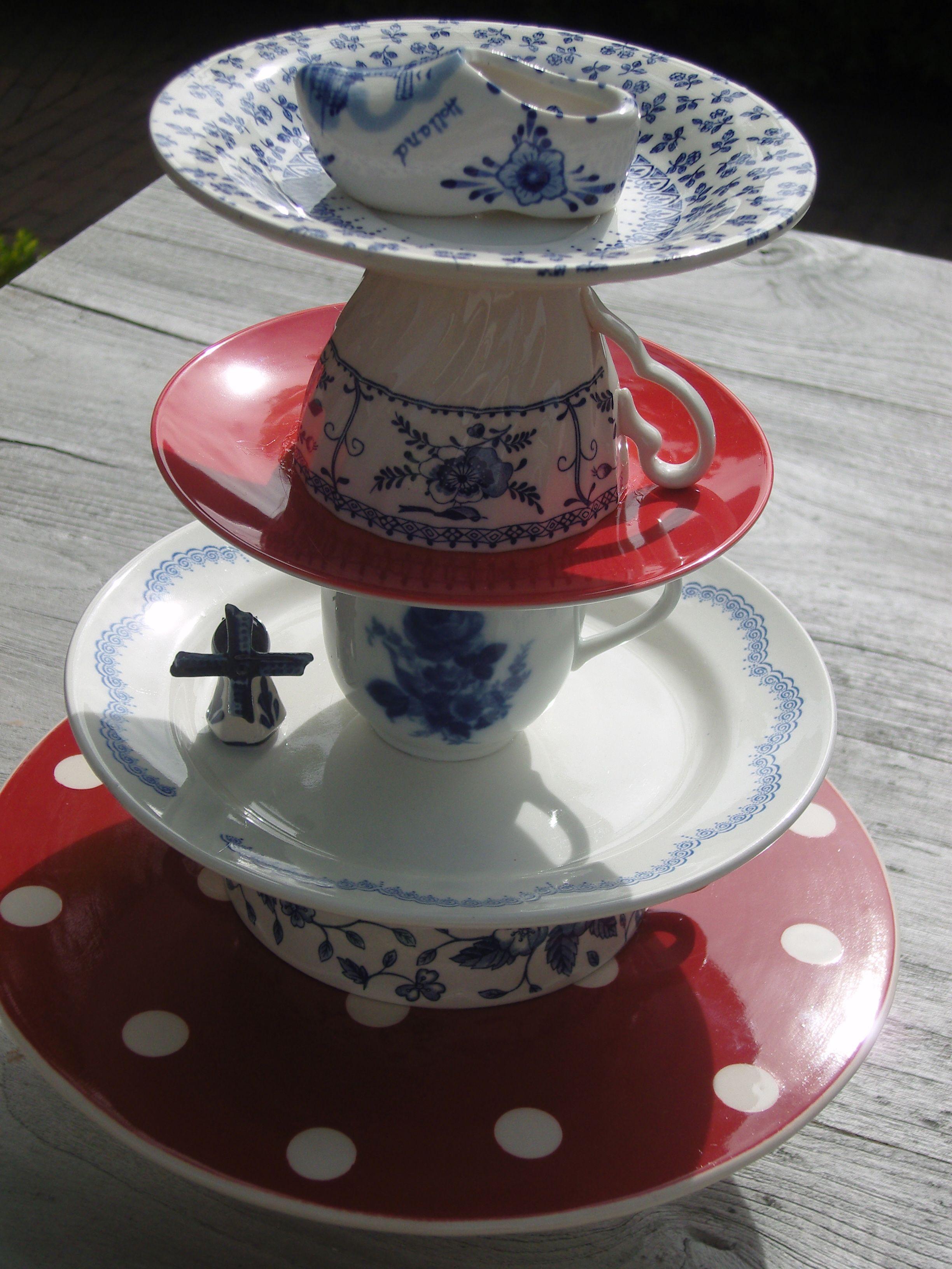 Dutch High Tea by Stapelopservies