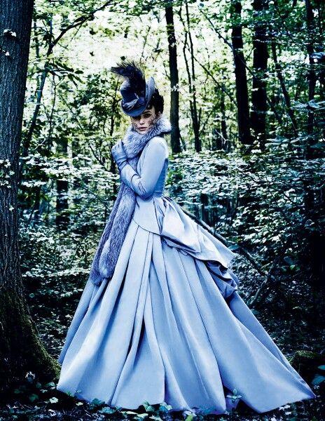 Keira Knightley - Vogue Oct 2012