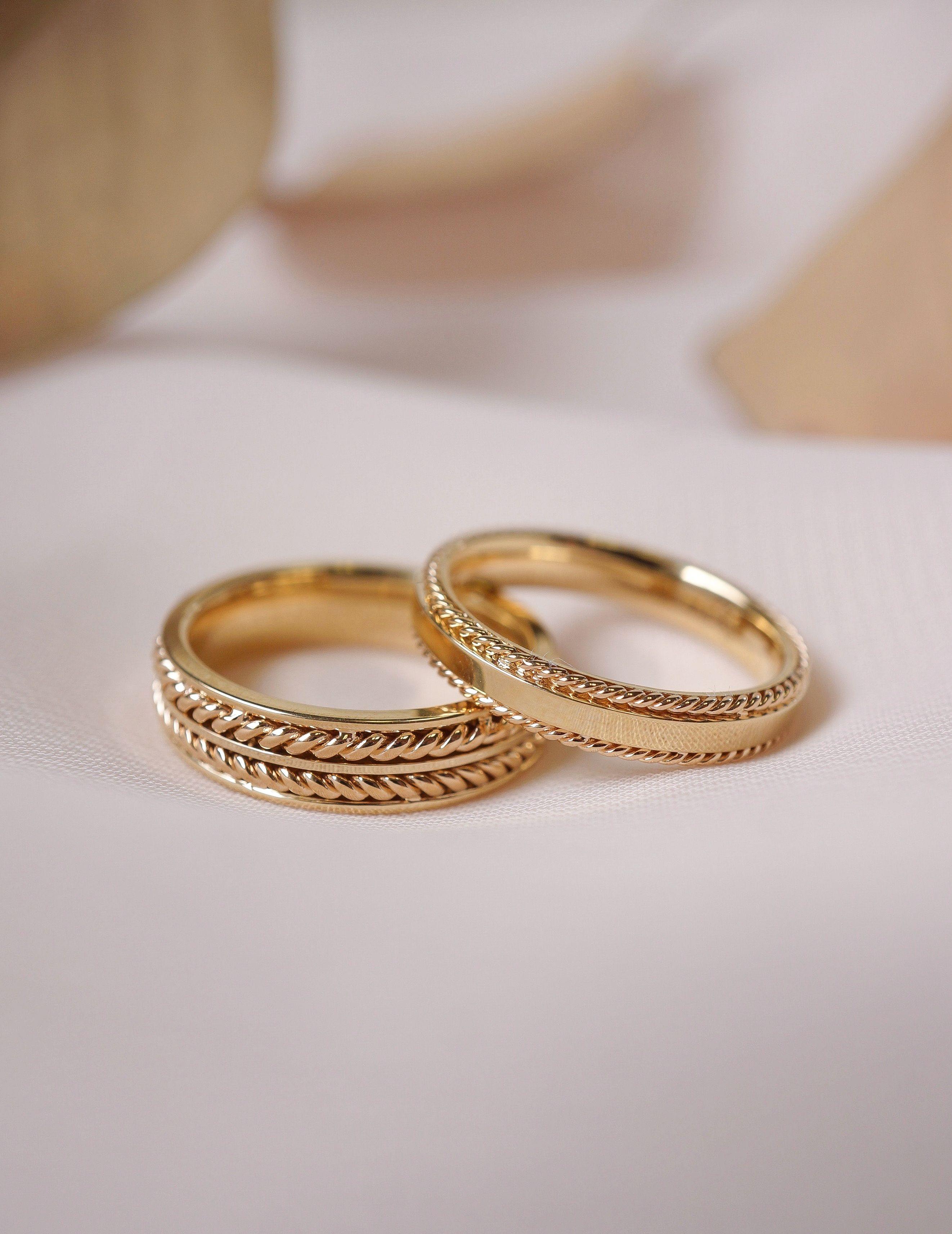 Wedding Rings For Women Gold Addicfashion