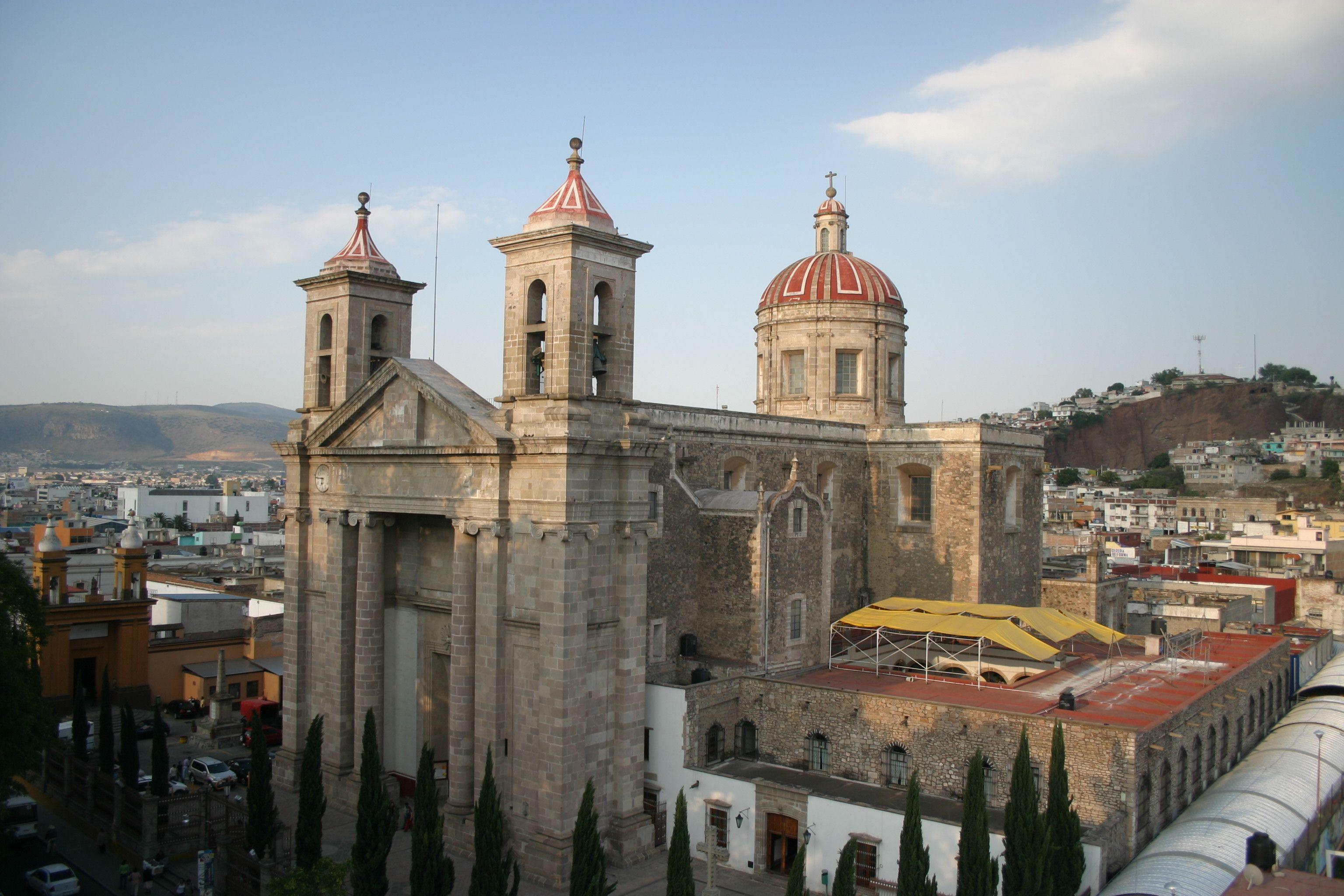 Catedral de Tulancingo