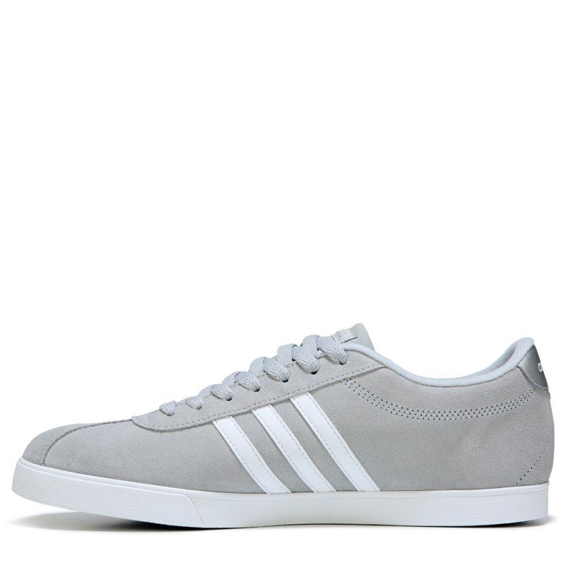 adidas donne neo - courtset sneakers (greywhite uccidere) m