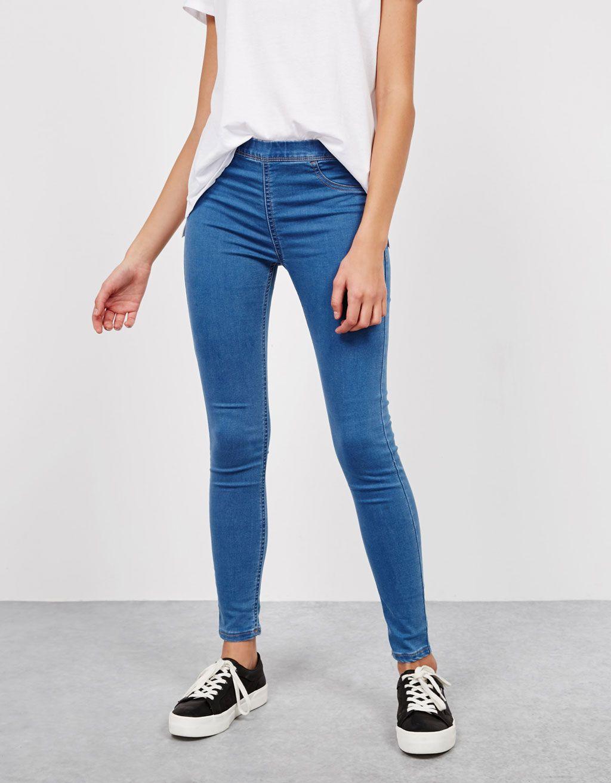 Access Denied Pantalones Skinny Mujer Jeans De Moda Pantalones De Chicos