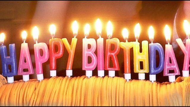 Alles Gute zum Geburtstag Kathleen