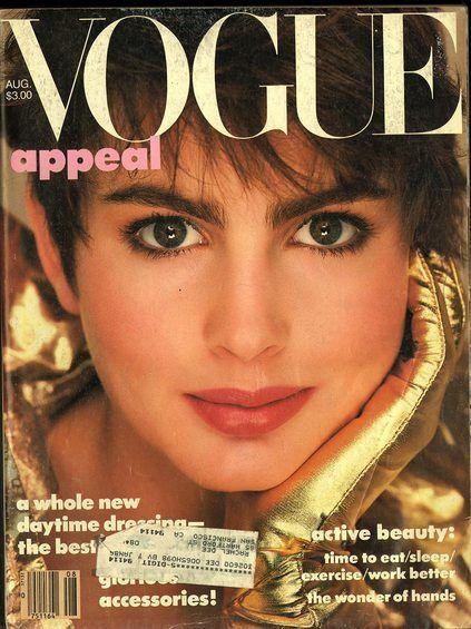 Vogue August 1985