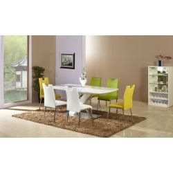 Photo of Reduced high-gloss dining tables