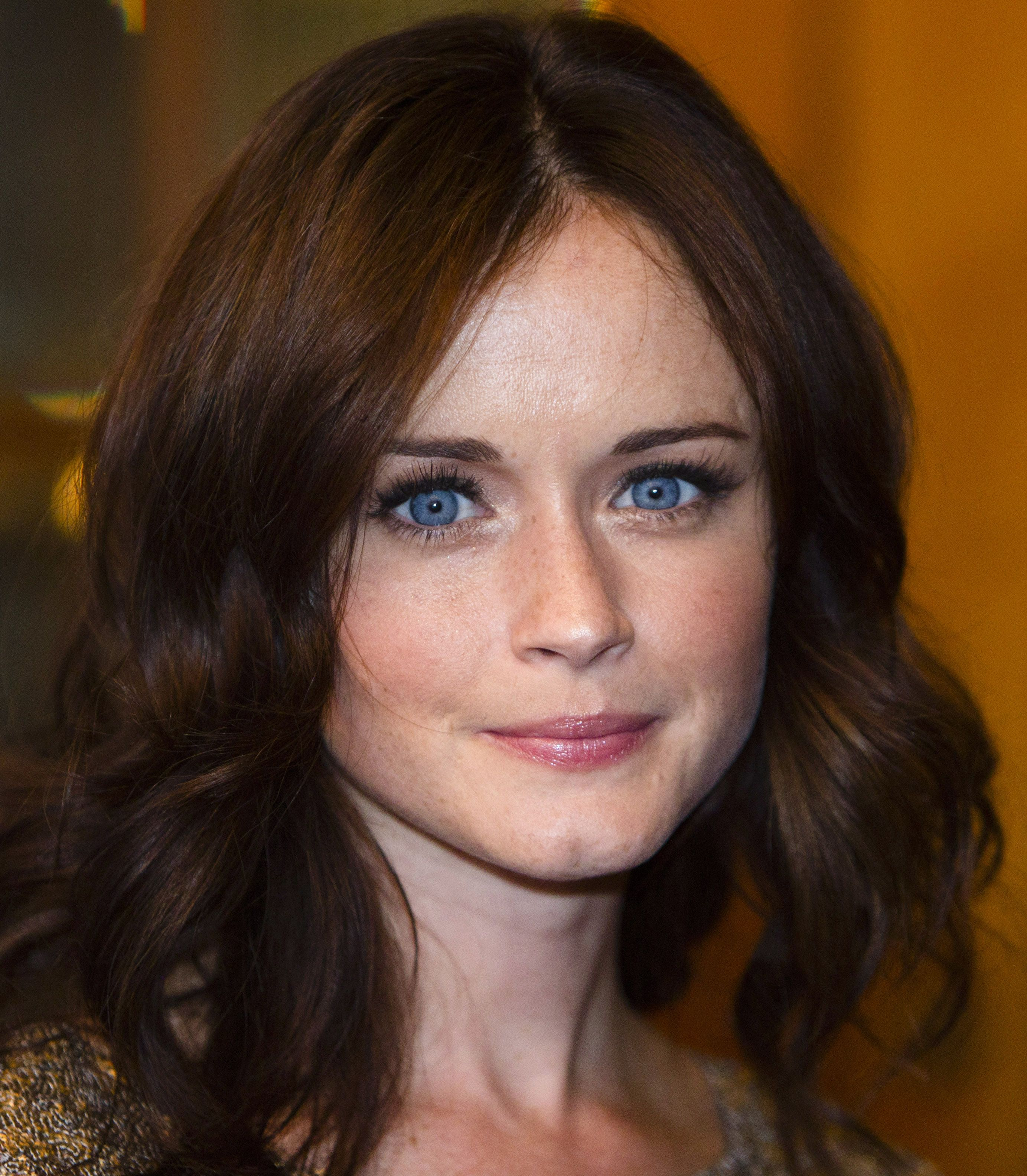 50 Shades Of Grey Movie Casting Alexis Bledel Candidacy For
