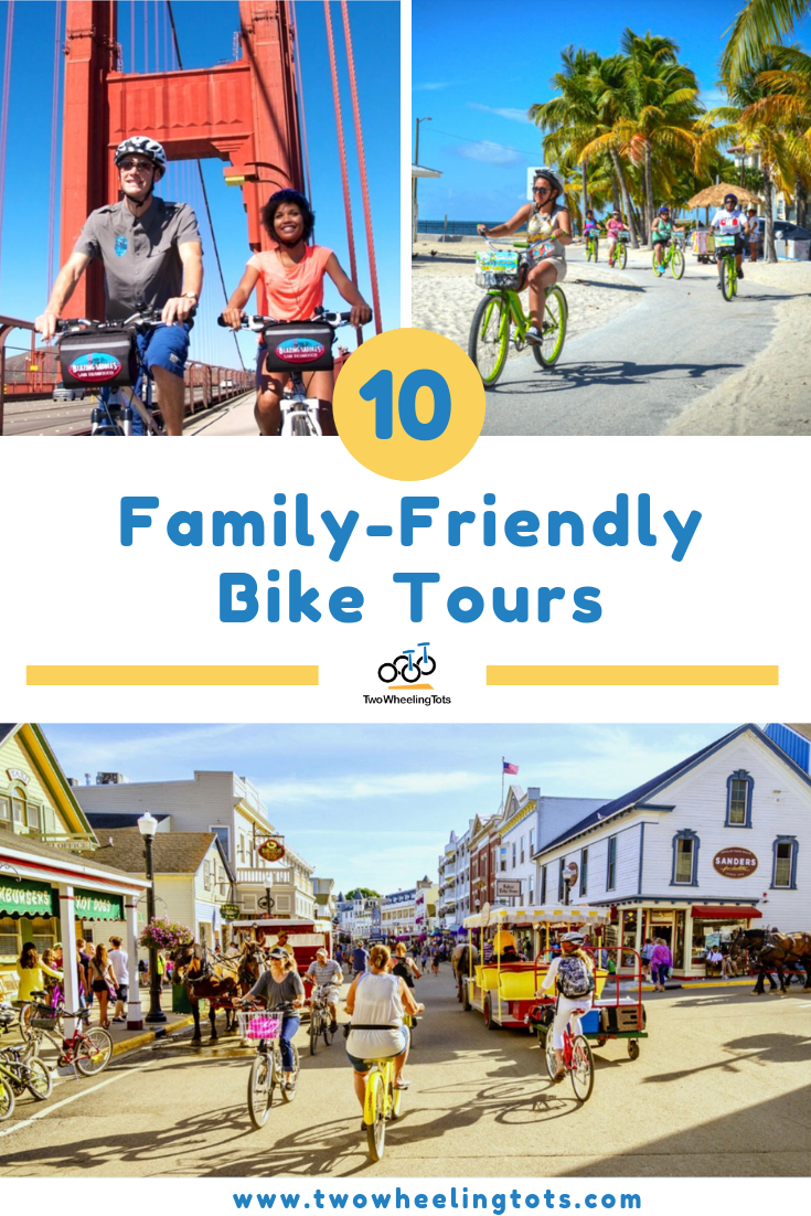 10 Family-Friendly Bike Tours for Summer Vacation   Our Top 10 Lists