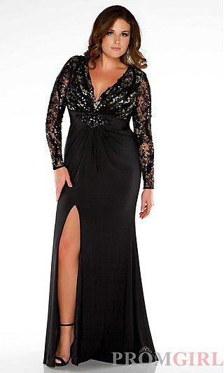 32506af75 Vestidos plus size para festas de 15 anos - Plus Glamour   Fashion ...