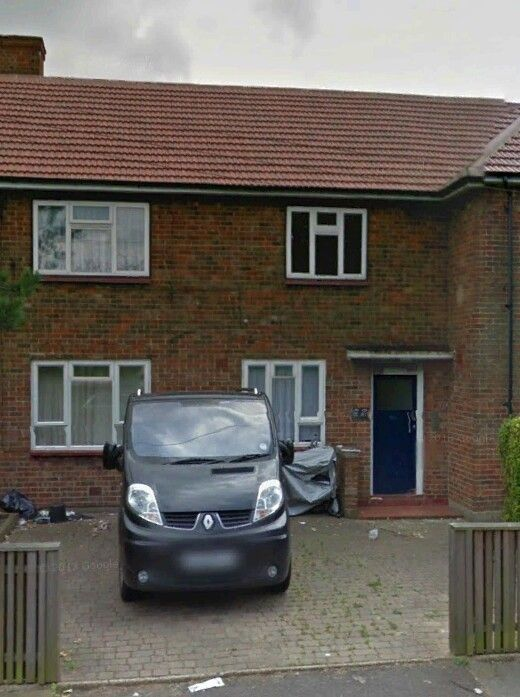 My first home Harold Hill, Romford, Essex Essex boys