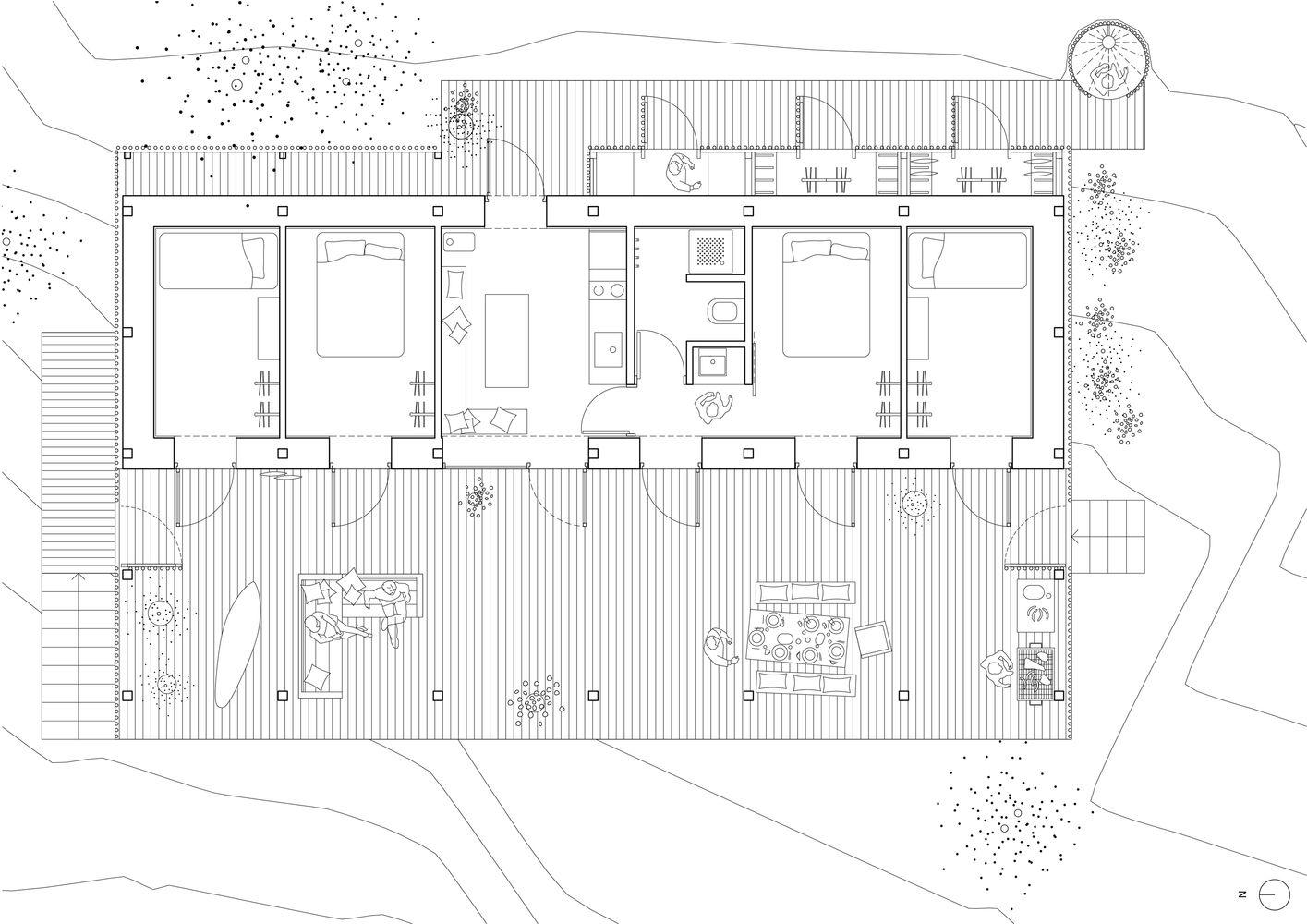Galeria De Casa Tuman Studio Selva