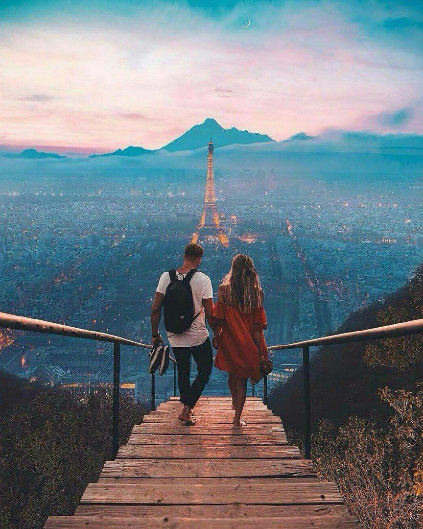 Romantic Honeymoon Destinations, Travel Couple