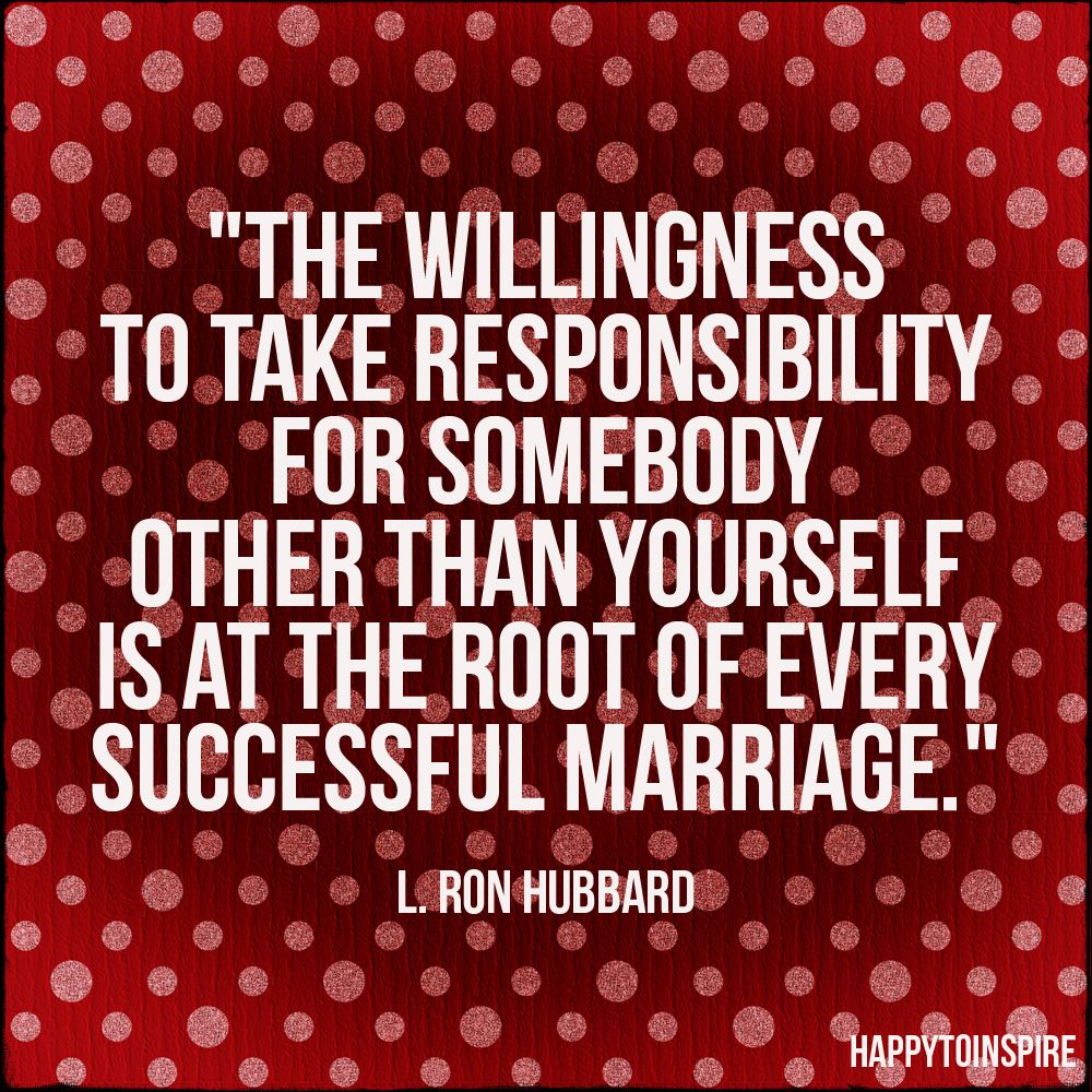 big part of a successful marriage | Marriage | Happy marriage quotes
