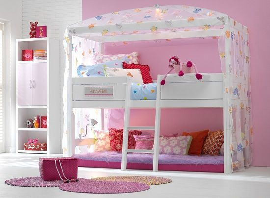 Literas ni as for Muebles infantiles