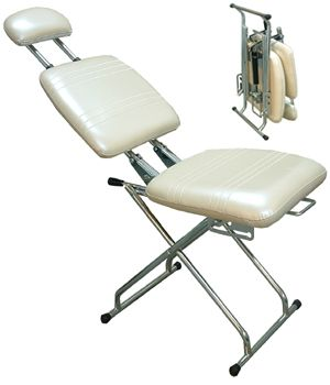 Image detail for 3289 Portable MakeUp Chair  Spa