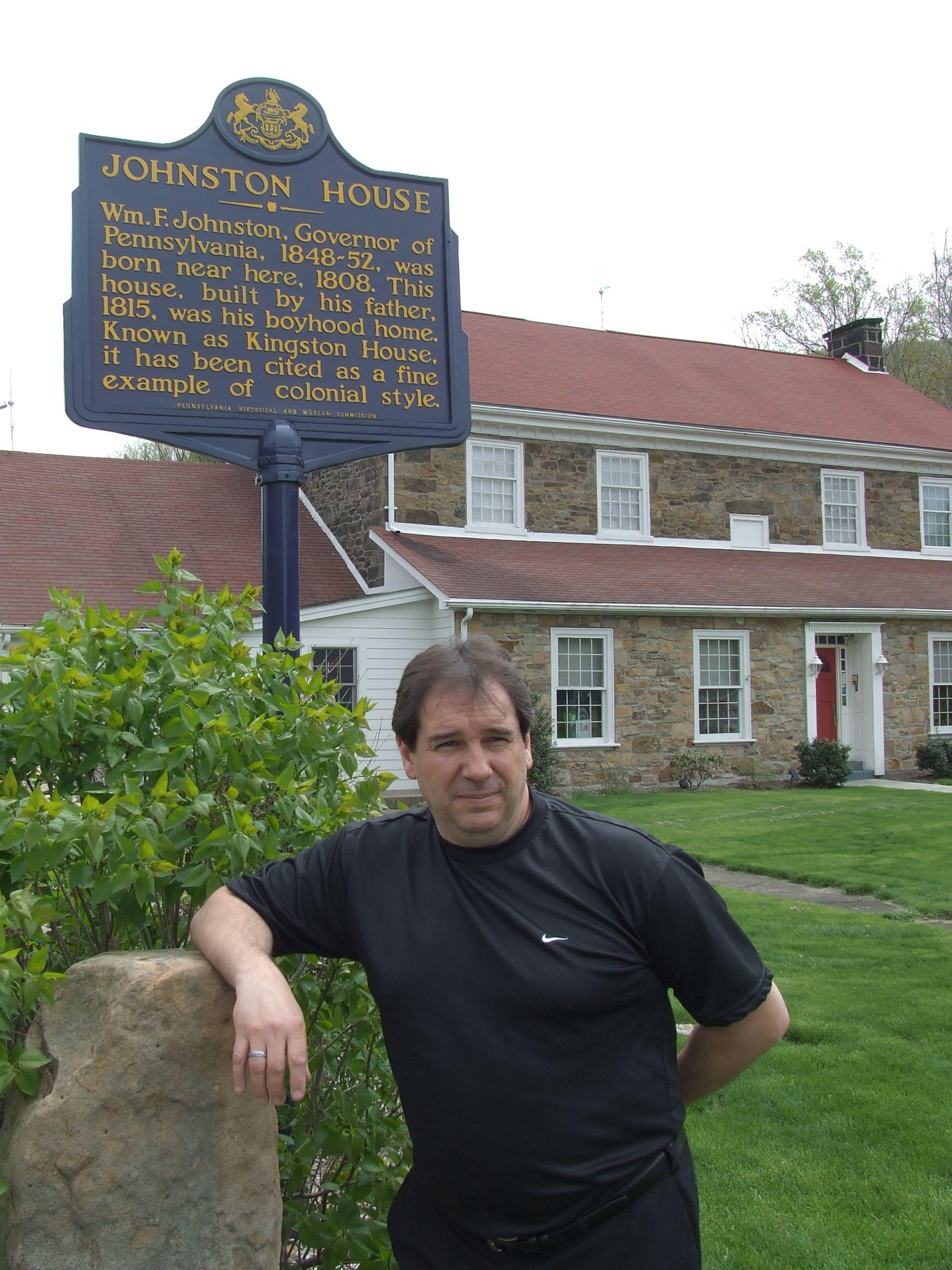 Johnston House Rt 30 Latrobe Pa Kingston House Latrobe Colonial Style