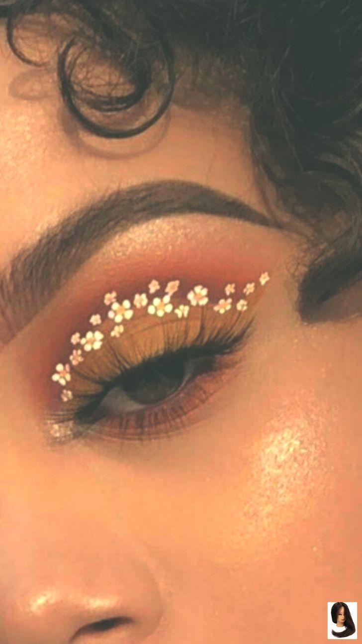 Photo of Cute Light Eyeshadow Tutorial obwohl Make-up Pinsel in loser Schüttung zwischen Make-up … – Dress Models