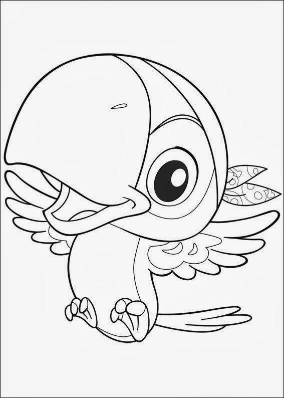 Desenhos para colorir, desenhos em preto e branco, personagens ...