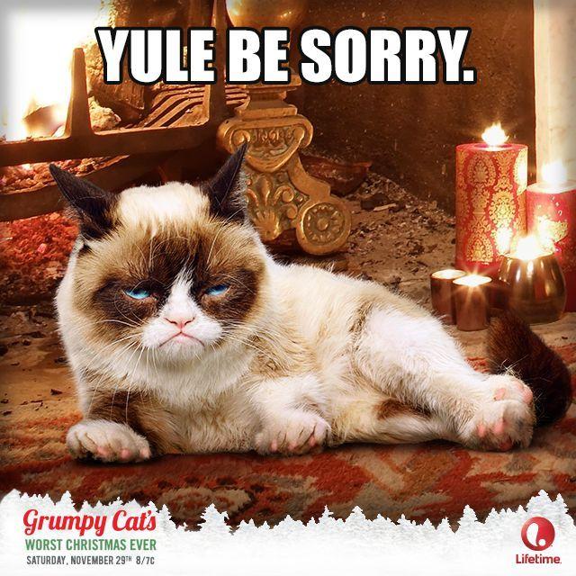 Grumpy Cat's Christmas