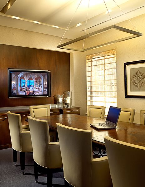 Conference Room Lighting Design: Conference Room Lighting: Cartesian I Pendant By Boyd
