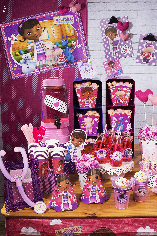 Disney Ambulancia Doutora Brinquedos Imports Baby
