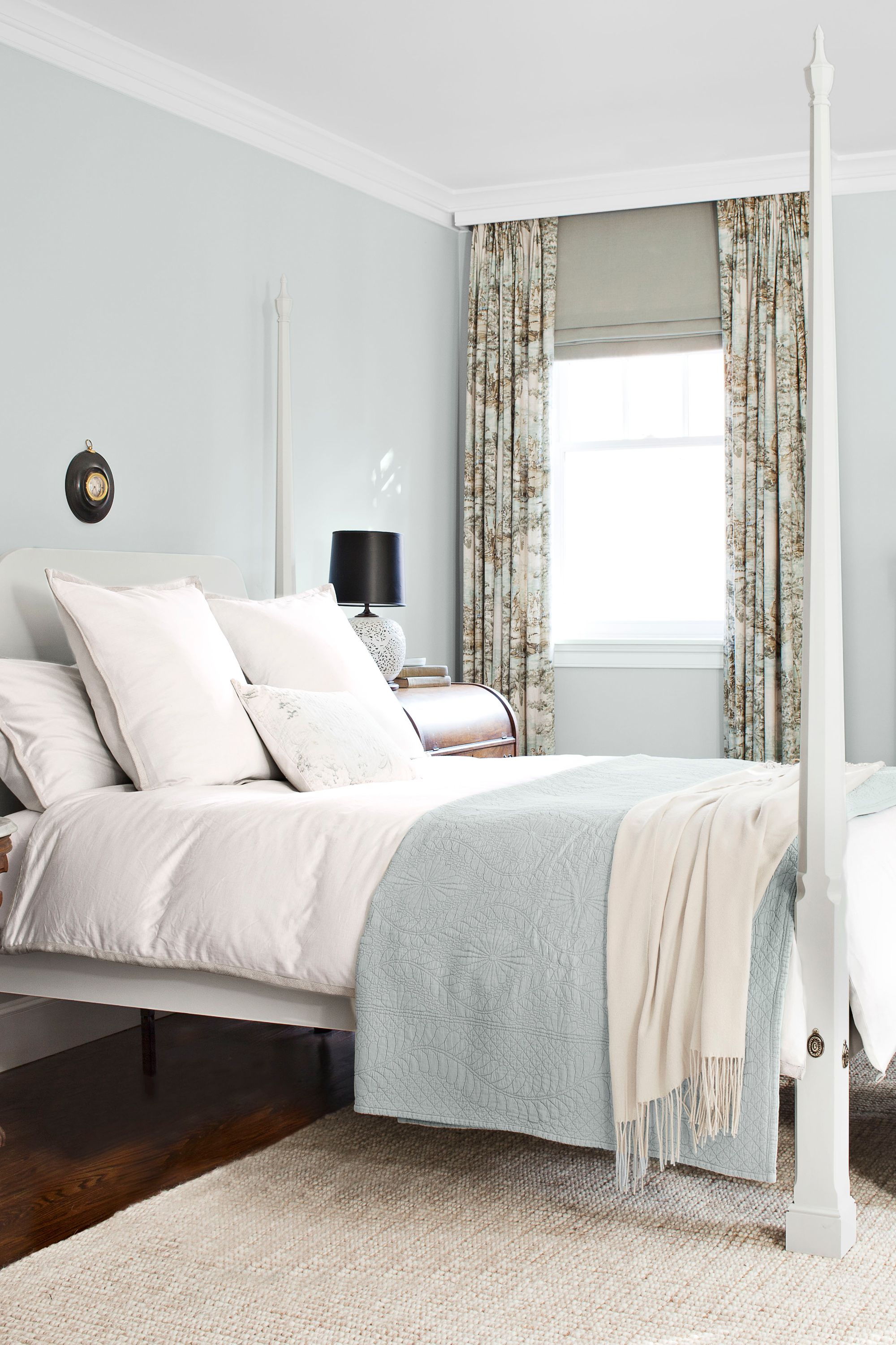 25 Reasons Why Blue Is The Best Color For Your Home. Warm Paint  ColorsBedroom ...