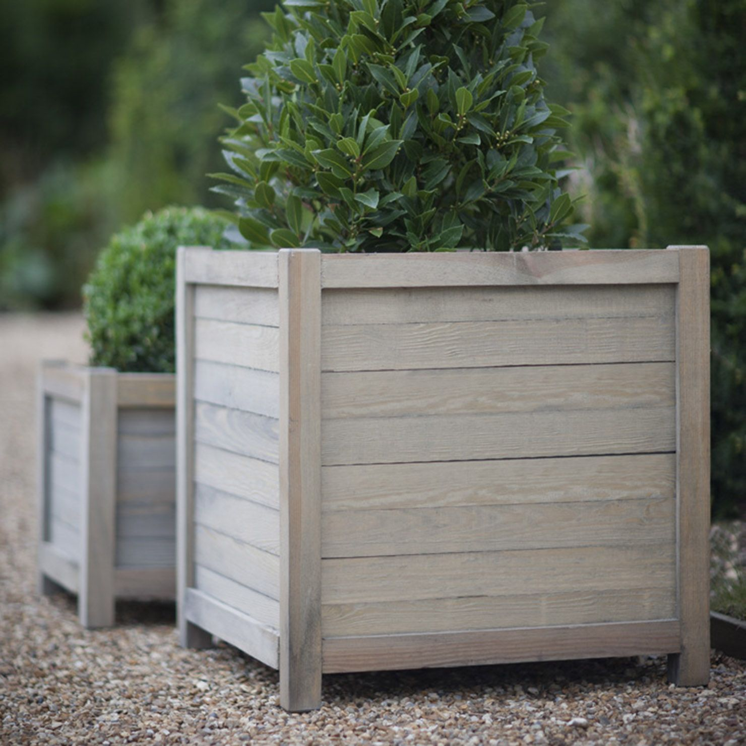gro planter cedar garden vertical wooden with wood freestanding boxes main products