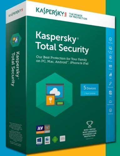 kaspersky total security 2018 serial key