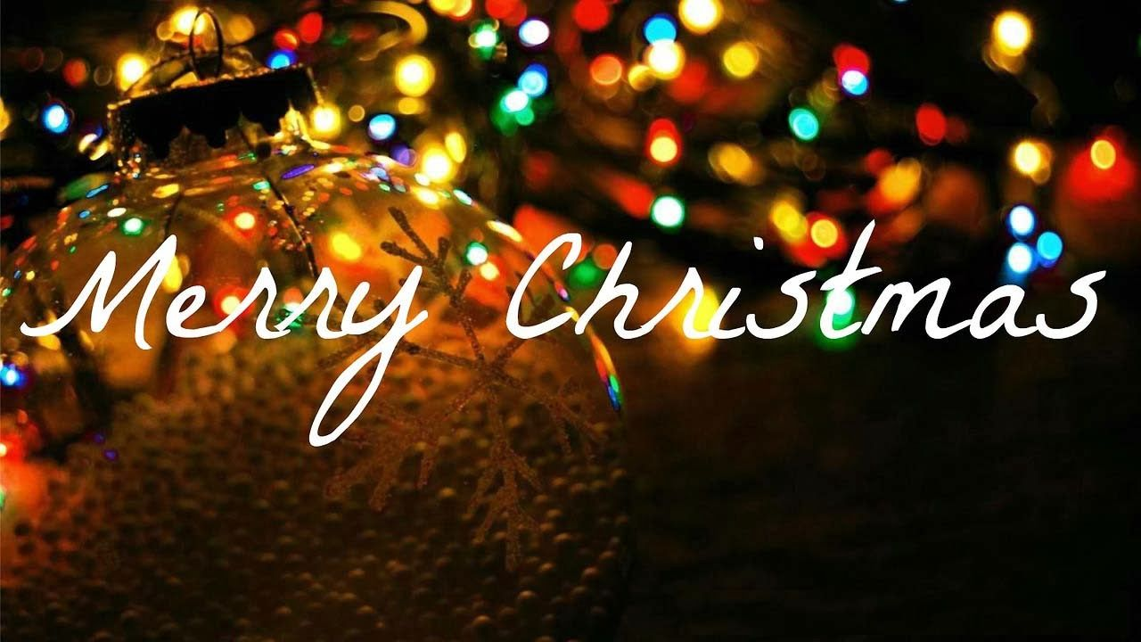 20+ Beautiful Merry Christmas Images and Wallpapers | Tis the season ...