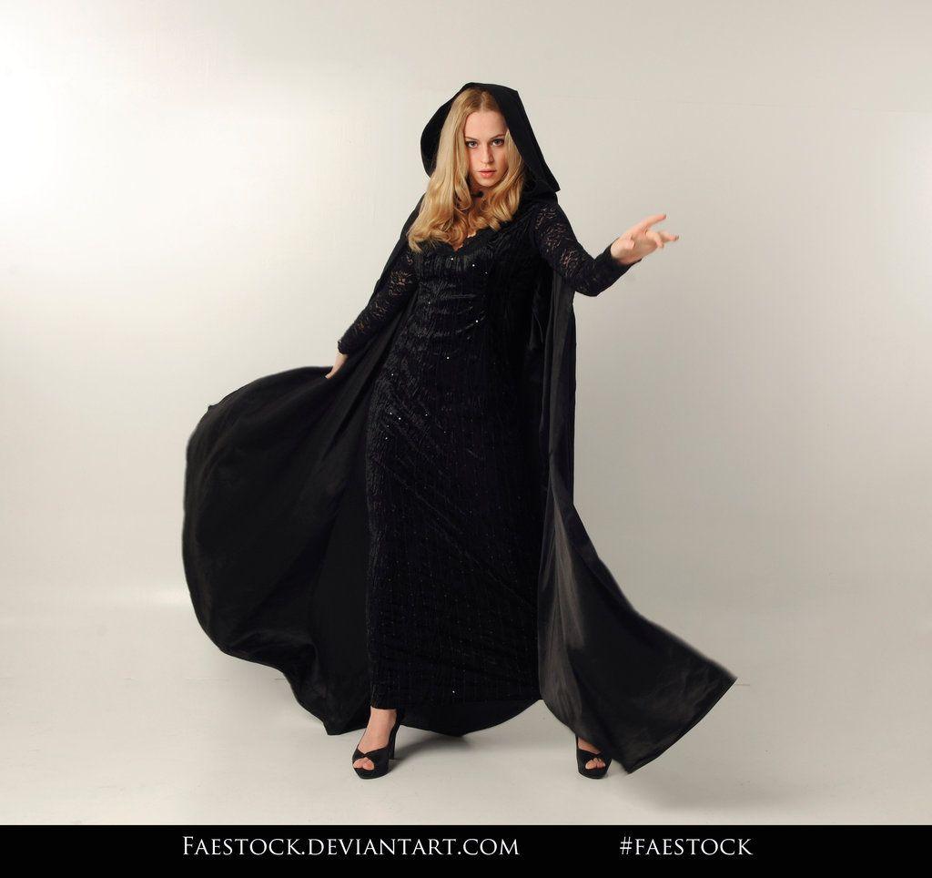 Alvira - Witch Portrait Stock 20 by faestock on DeviantArt