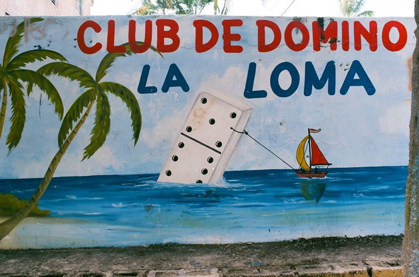 The Old System #Dominican