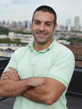 Anthony Carrino Co host of HGTV Kitchen Cousins