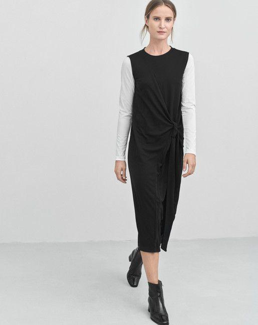 Cheap Reliable Womens Jersey Tie Dress Filippa K With Mastercard For Sale Cheap Sale Excellent Online Shop Pick A Best Sale Online LG2R6uCx