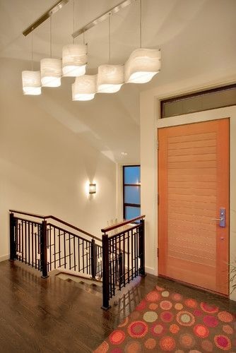 Cedar Park Residence 10 - modern - entry - seattle ...